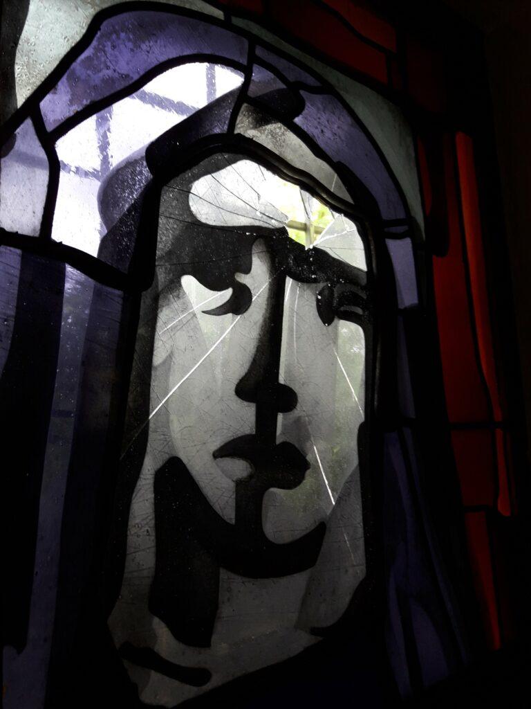 Glasmalerei Aachen Kirchenfenster